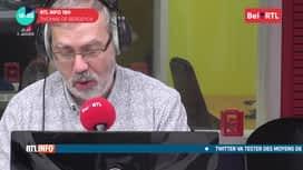 RTL INFO sur Bel RTL : RTL Info 18h du 09/01
