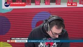 La matinale Bel RTL : RTL Info 8h du 10/01