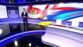 EURO 2020. - GRUPA A : CRO - MNE / Hrvatska - Crna Gora