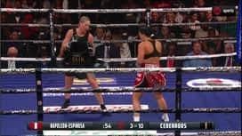 Boks: Ivana Habazin vs. Claresse Shields : Alicia Napoleon Espinosa vs. Elin Cederroos