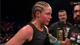 Boks: Ivana Habazin vs. Claresse Shields : Jaron Ennis vs Bakhtiyar Eyubov