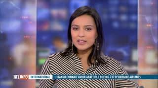 RTL INFO 19H : RTL INFO 19 heures (11/01/20)