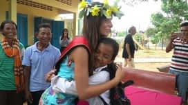 Miss Belgium : Le voyage de Miss Belgique 2019 au Cambodge