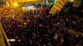 RTL INFO 13H : Rob Macaire nie avoir participé à la manifestation à Téhéran