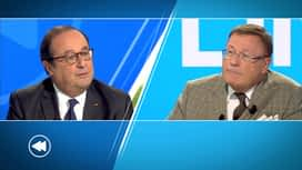 L'invité : François Hollande
