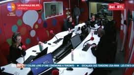La matinale Bel RTL : Les rois de la jungle flamande...(12/01/20)