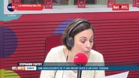 La matinale Bel RTL : RTL Info 8h du 13/01