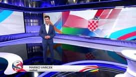 EURO 2020. - GRUPA A : CRO - BLR / Hrvatska - Bjelorusija