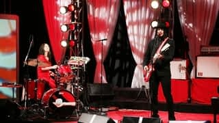 The White Stripes, The Hillbilly Moon Explosion, Garbage dans RTL2 Pop Rock Station (12/01/20)