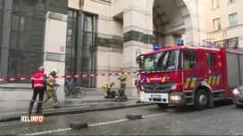 RTL INFO 13H : Alerte à la poudre suspecte au ministère des affaires étrangères