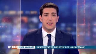 RTL INFO 13H : RTL INFO 13 heures (13/01/20)
