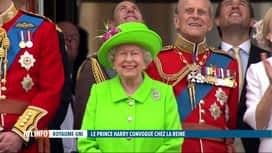 RTL INFO 19H : Retrait de Harry et Meghan: la Reine accepte une période de transition