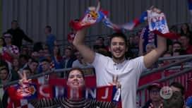 EURO 2020. - GRUPA A : SRB - HRV / Srbija - Hrvatska - 2. poluvrijeme