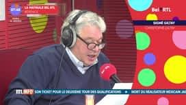 La matinale Bel RTL : Une période de transition pour Harry et Meghan...