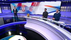 EURO 2020. - GRUPA A : SRB - HRV / Srbija - Hrvatska