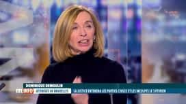 RTL INFO 13H : Le procès des attentats du 22/3/2016 se prépare
