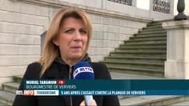 RTL INFO 19H : L'image de Verviers est-elle toujours associée au terrorisme?