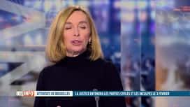 RTL INFO 19H : Le procès des attentats du 22/3/2016 se prépare