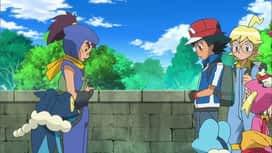 Pokemon : S17E17 Le savoir du ninja !
