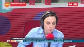La matinale Bel RTL : RTL Info 8h du 16/01