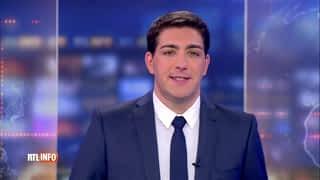 RTL INFO 13H : RTL INFO 13 heures (16/01/20)