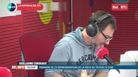 RTL INFO sur Bel RTL : RTL Info 8h du 17/01