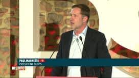 RTL INFO 13H : Paul Magnette ne croit pas en la sincérité de la N-VA
