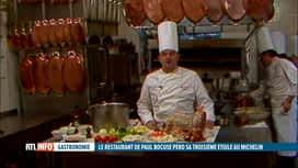 RTL INFO 19H : Le restaurant de Paul Bocuse perd sa 3ème étoile au Michelin