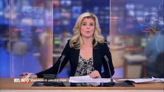RTL INFO 19H : RTL INFO 19 heures (17/01/20)
