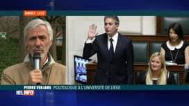 RTL INFO 13H : Emir Kir exclu du PS: l'éclairage du politologue Pierre Verjans