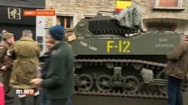 RTL INFO 13H : 75 ans de la Bataille des Ardennes: une colonne de la Libération su...