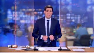 RTL INFO 13H : RTL INFO 13 heures (17/01/20)