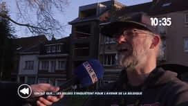 C'est pas tous les jours dimanche : On dit que les belges s'inquiètent pour l'avenir de la Belgique