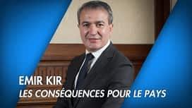 C'est pas tous les jours dimanche : EMIR KIR : les conséquences pour le pays