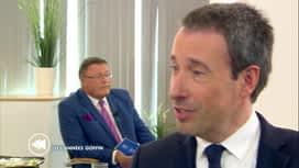 C'est pas tous les jours dimanche : Le ministre Philippe Goffin est l'invité de Pascal Vrebos