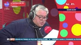 La matinale Bel RTL : En France, une montée la violence viserait directement le président.