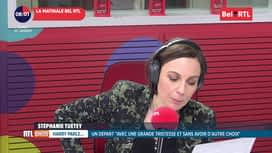RTL INFO sur Bel RTL : RTL Info 8h du 20/01