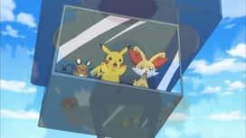 Pokemon : S17E21 Pokévision en direct, ça tourne !