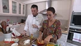 Norbert commis d'office : Eve Angéli : empoisonnement aux épices / Marine : sévices sur raclette