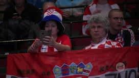 EURO 2020. - SKUPINA 1 : CRO - CZE / Hrvatska - Češka - 2. poluvrijeme