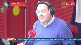 RTL INFO sur Bel RTL : RTL Info 18h du 20/01