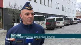 RTL INFO 19H : Juliette, disparue le 17/1 à Namur, a été retrouvée ce midi