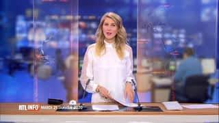 RTL INFO 13H : RTL INFO 13 heures (21/01/20)