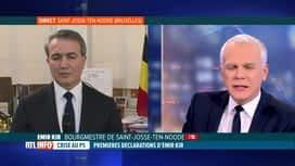 RTL INFO 19H : Exclu du PS, Emir Kir s'exprime publiquement