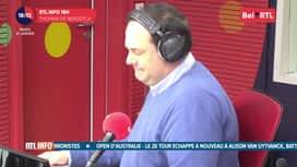 RTL INFO sur Bel RTL : RTL Info 18h du 21/01