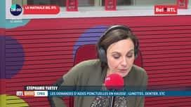 RTL INFO sur Bel RTL : RTL Info 8h du 22/01