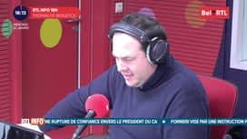 RTL INFO sur Bel RTL : RTL Info 18h du 22/01