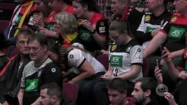 EURO 2020. - SKUPINA 1 : CZE - GER / Češka - Njemačka - 1. poluvrijeme