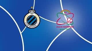 Croky Cup : 22/01: FC Bruges - Zulte Waregem