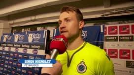Croky Cup : 22/01: Simon Mignolet (Bruges)